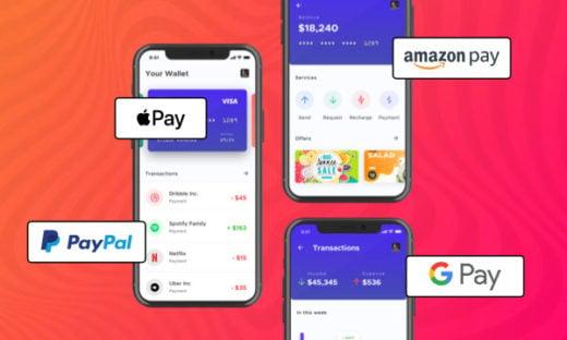 Mobile Wallet Apps