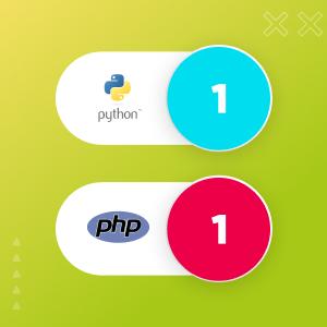 python vs php: speed to market