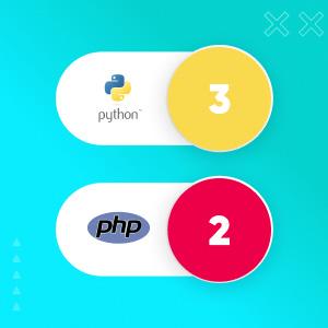 python vs php: versatility
