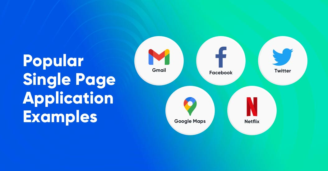 Single Page Applications Examples