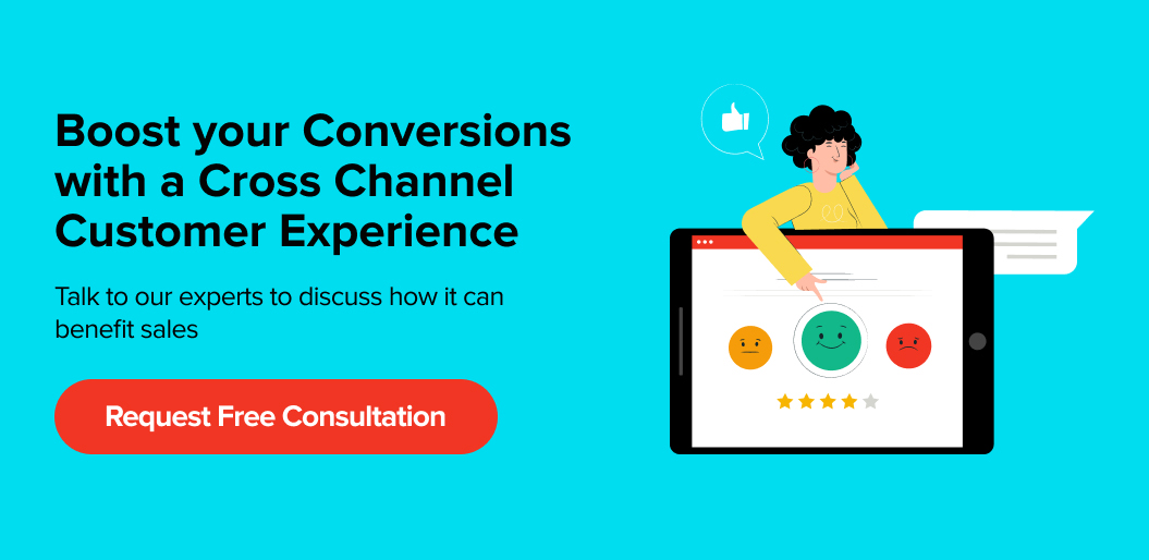 Contact Net Solution for implementing a foolproof digital commerce strategy that offers a seamless cross-channel customer experience