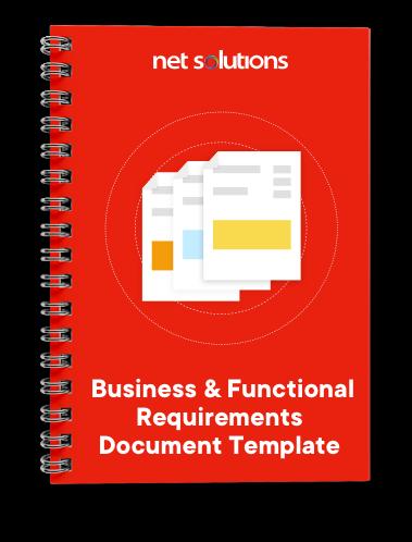 BRD FRD Document Template