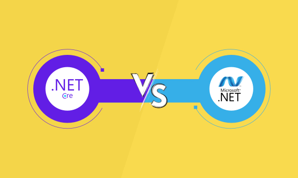 .NET Core vs .NET Framework and introduction of .NET 5
