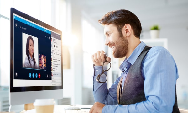 Video communication apps can help engage employees in the right way