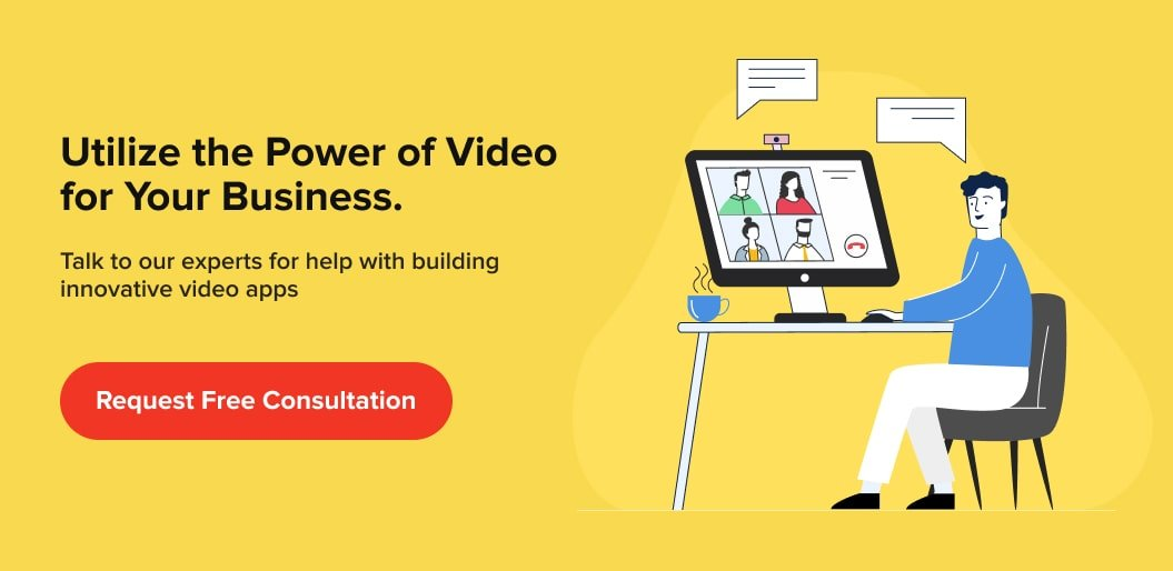 Thinking of building a video communication app? Let's get you started.