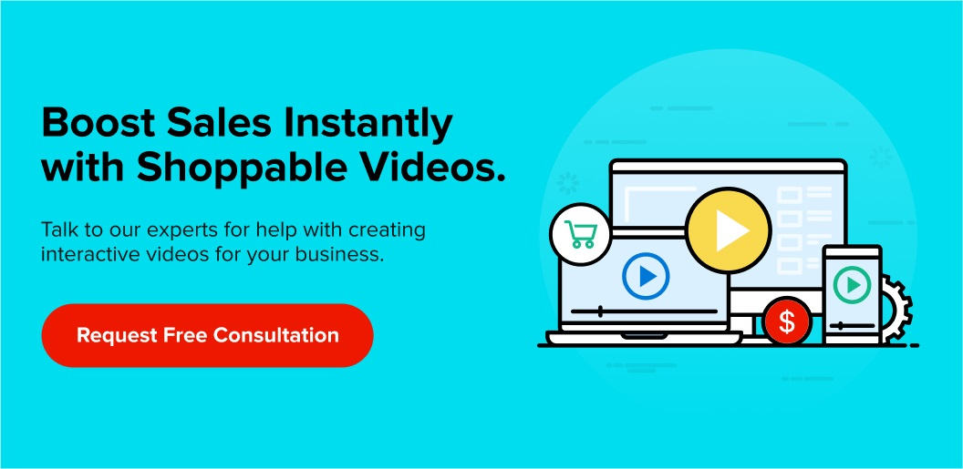 Boost Sales Instantly with Shoppable Videos