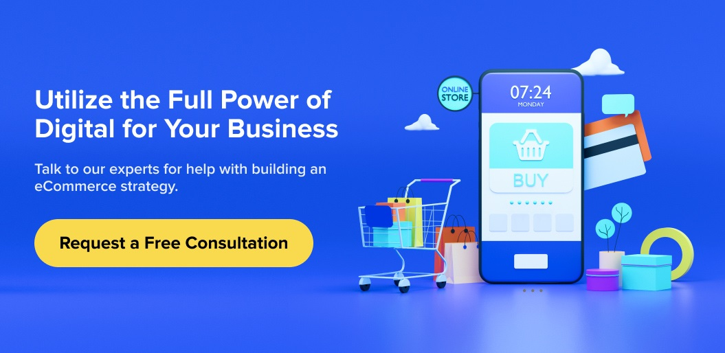 Build an eCommerce Strategy