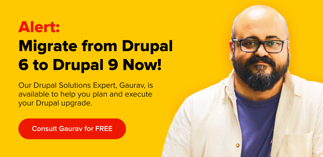 Contact Net Solutions to upgrade to Drupal 9 v1