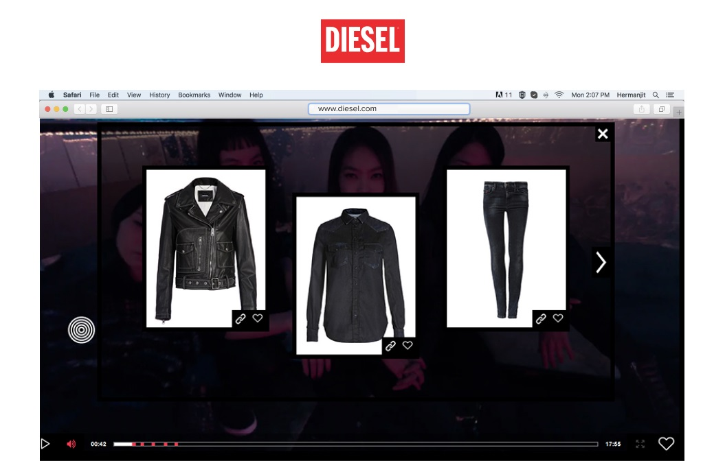 Diesel Shoppble Video