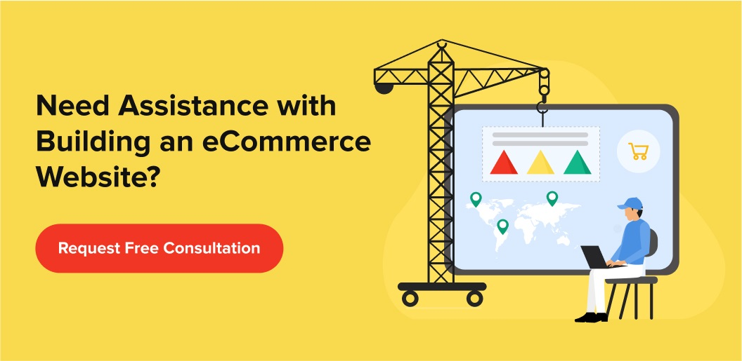 Need assistance with building eCommerce Website