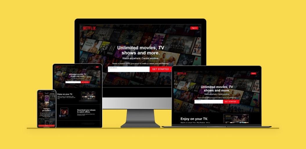 Netflix Responsiveness