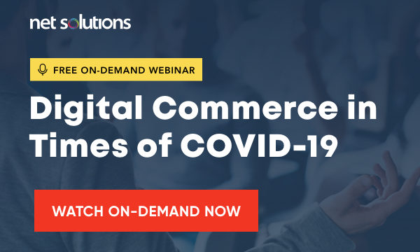 On-Demand Webinar Digital Commerce in Times of Covid-19