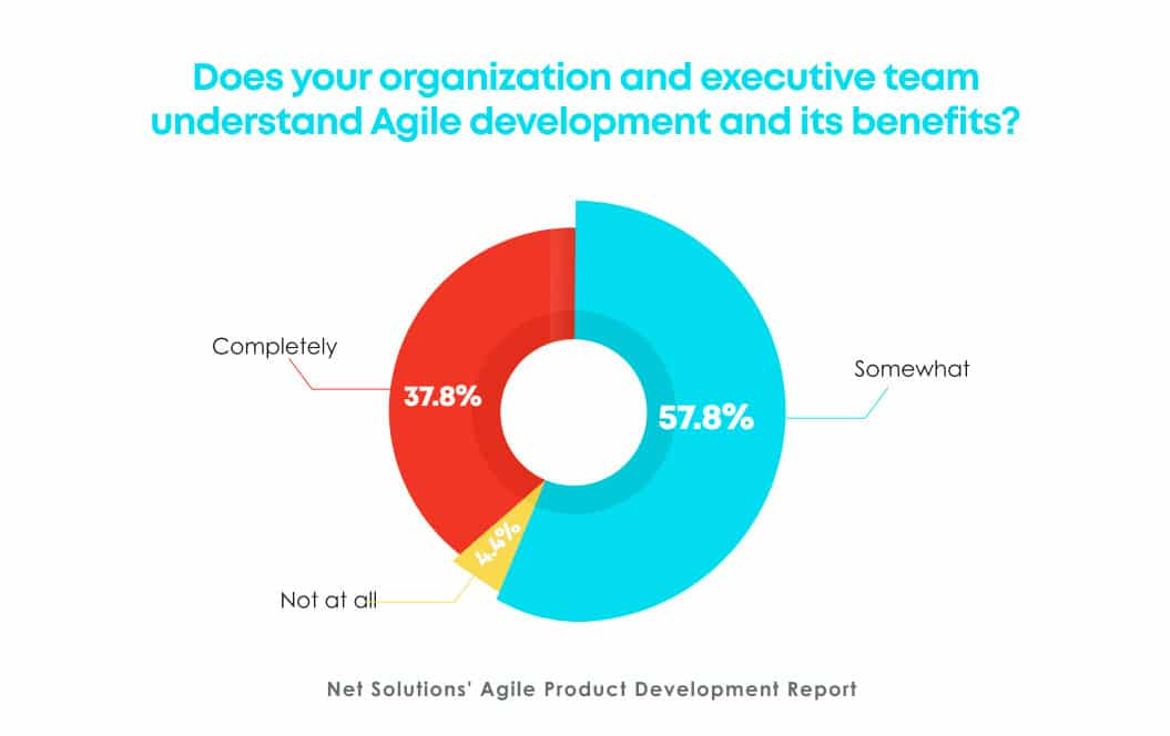 Does your organization understands Agile - Net Solutions' Agile Product Development Report