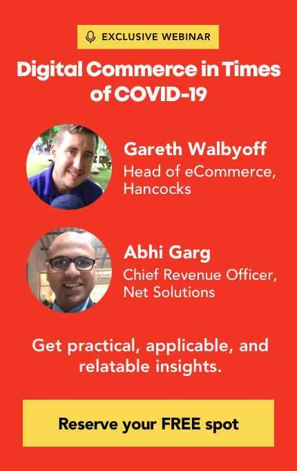 webinar on the impact of covid-19 on ecommerce