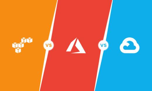 AWS vs Azure vs Google Cloud - Cloud Services Comparison