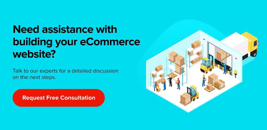 Build eCommerce Website