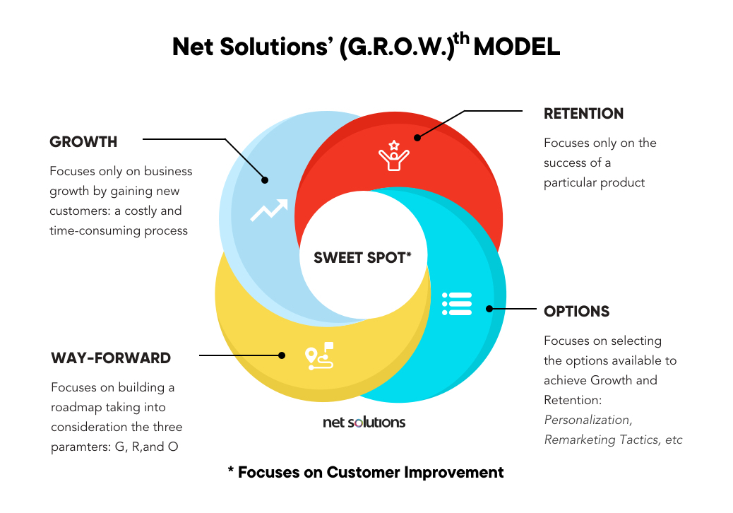 Net Solutions's GROWTH Model