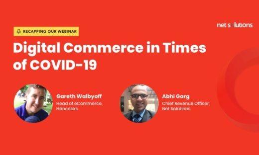 Key Insights from the Webinar Digital Commerce in Times of COVID-19
