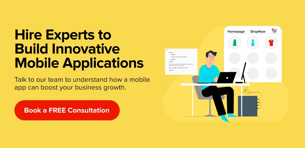 Hire Experts to Build Innovative Apps