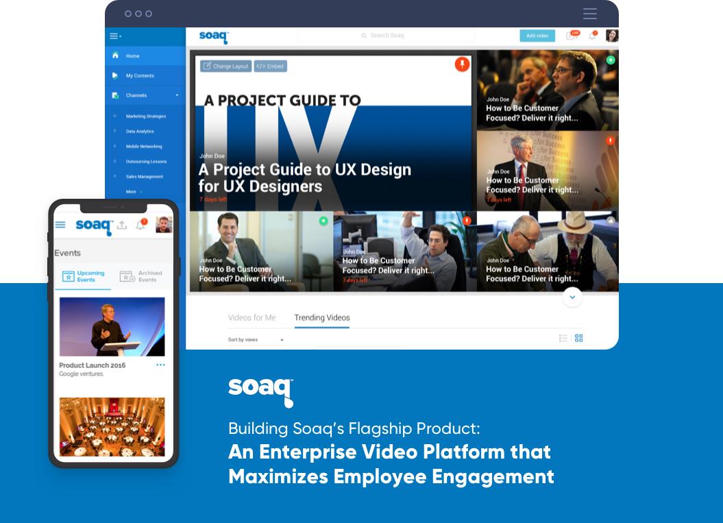 How Net Solutions helped SOAQ in building their cloud platform
