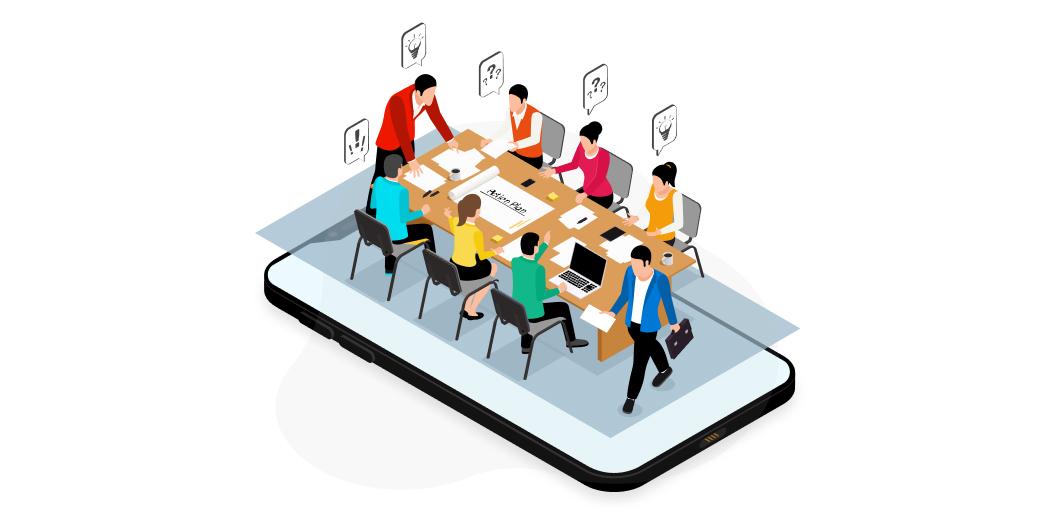 In-house Mobile App Development