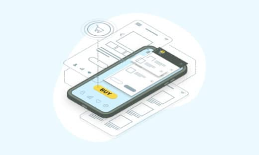 Net Solutions Guide on Mobile UX Design in 2021