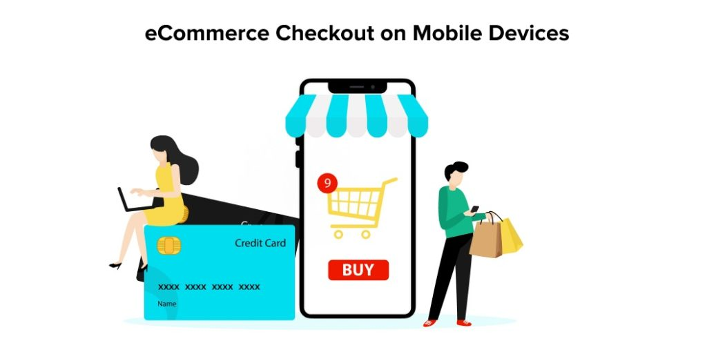 eCommerce checkout on mobile devices | Payment Gateway Provider