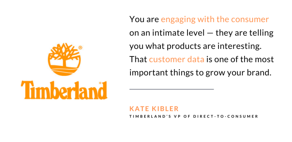 How Timberland delivers a good eCommerce experience | Omnichannel Strategy