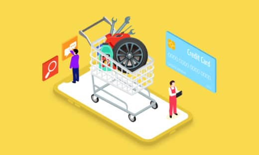 how to setup an automotive ecommerce business