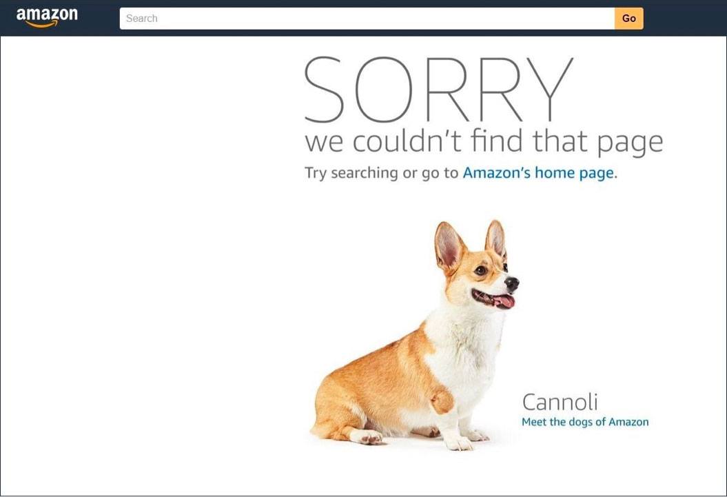 amazon prime-day 2018 site broken dogs