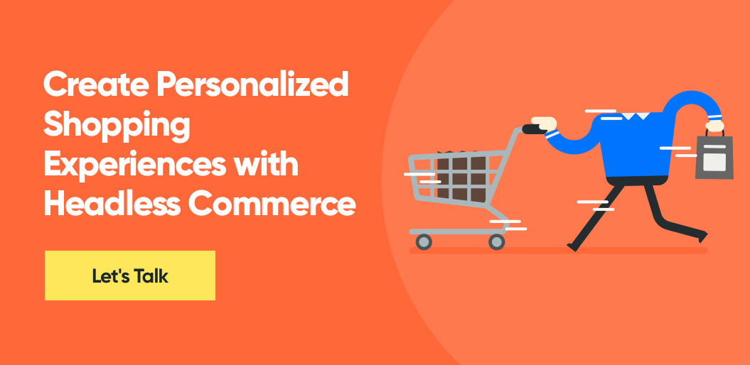 Contact net solutions for help with headless commerce development