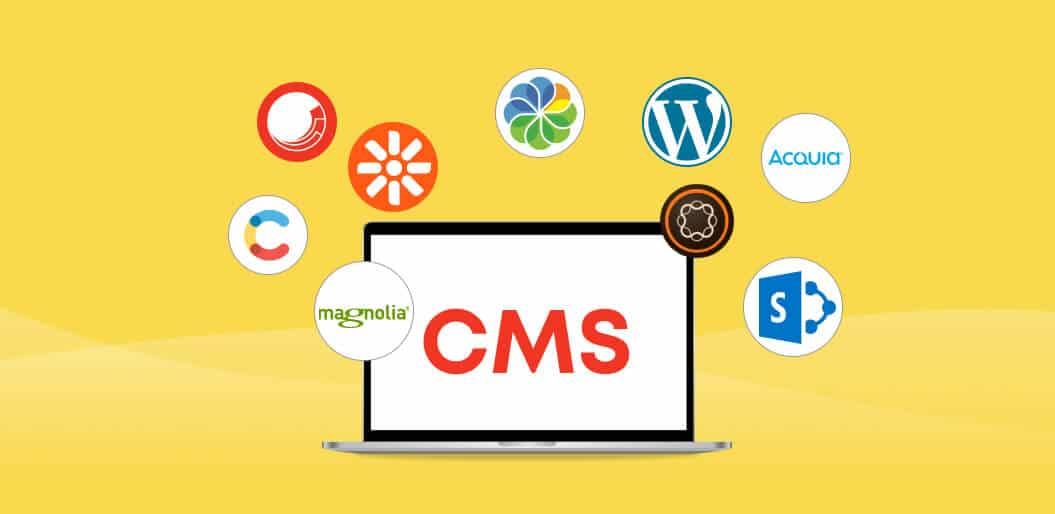 Top 10 CMS platforms