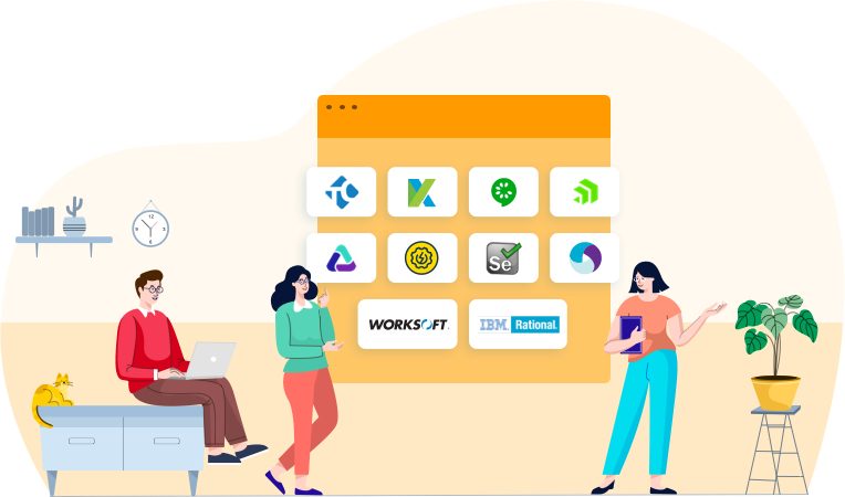 Top Automation Testing Tools in 2021 | Blog Feature Image