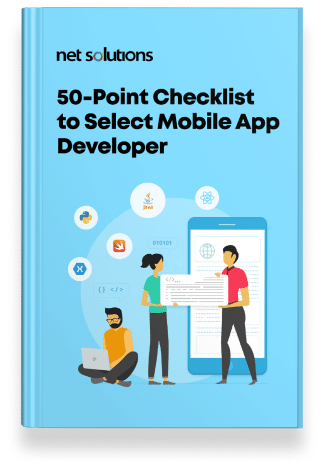 50-Point Checklist to Select Mobile App Developer