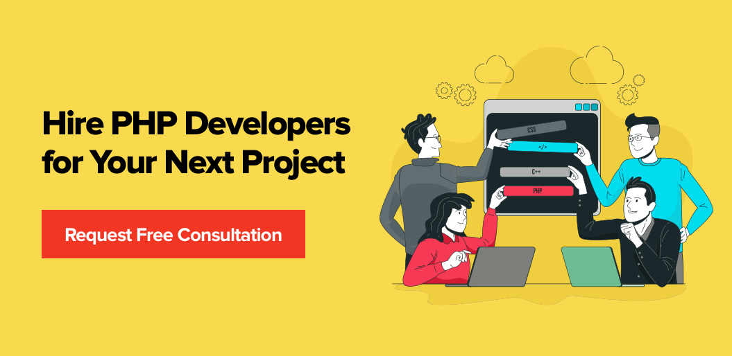Hire PHP Developers for Your Next Project