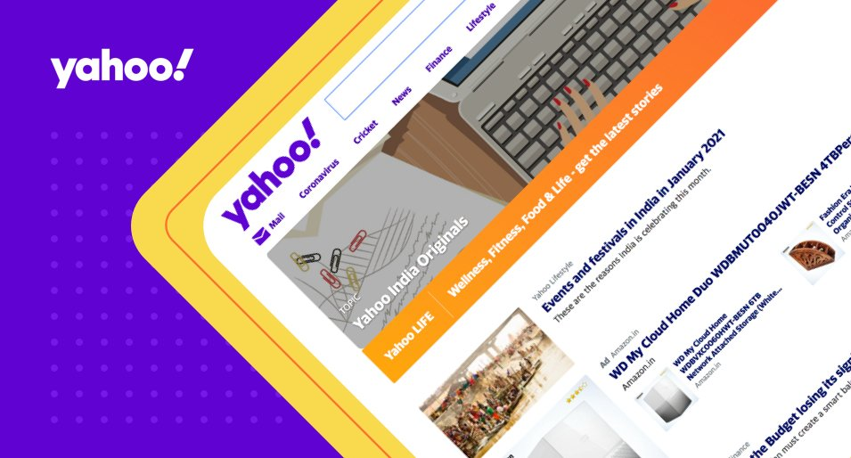 Yahoo | what is php