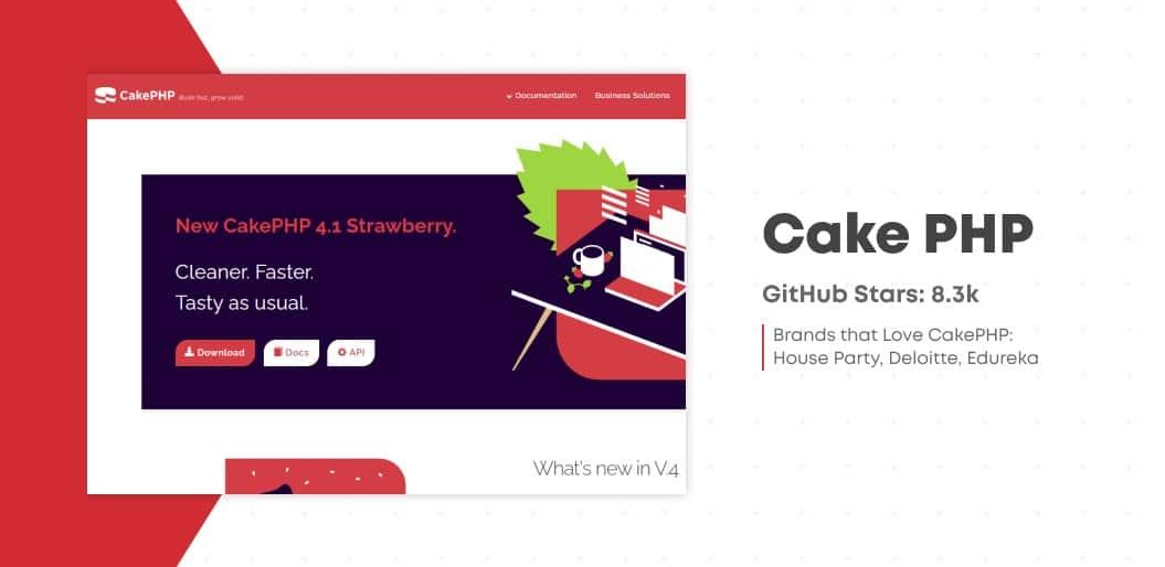 Cake PHP