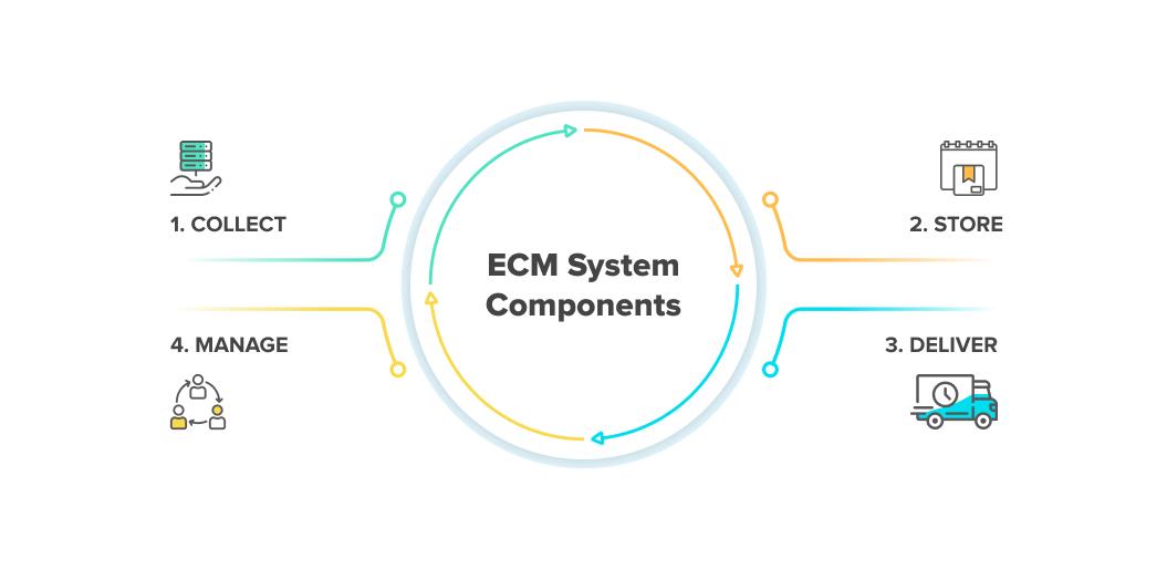 Enterprise CMS components