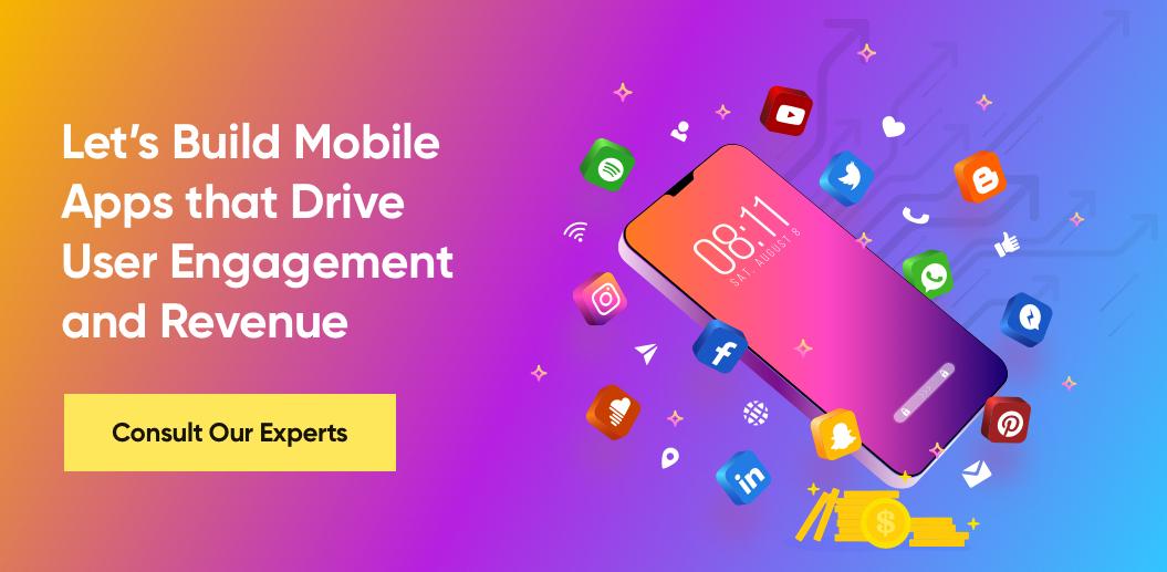 Mobile App Development with Apptunix