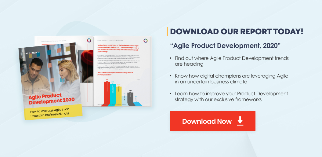 Download Net Solutions Agile Product Development Report
