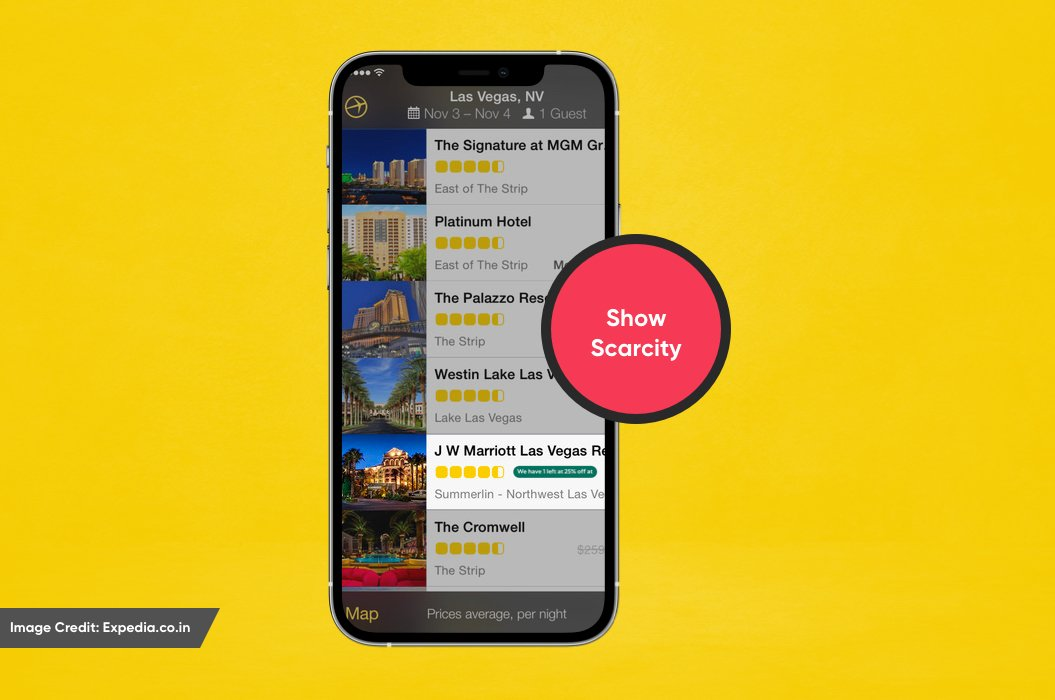 Importance of Showing Scarcity | In-App Purchases