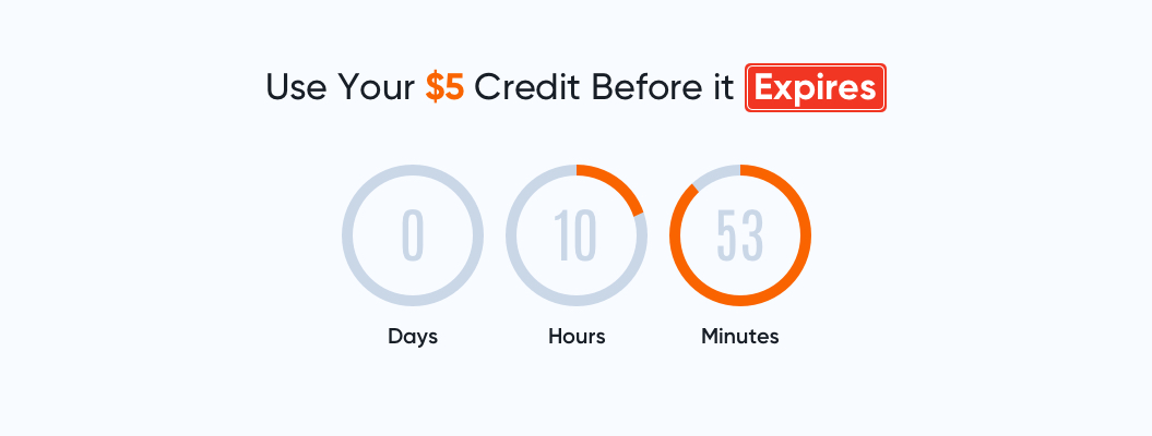 Use Credit Before it Expires | In-App Purchases