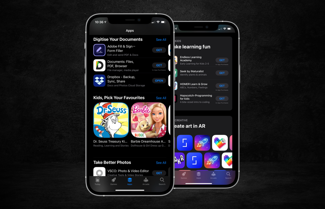 Dark Mode | UI Design Trends