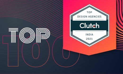 Clutch Recognizes Net Solutions in Top 100 Design Companies for 2021