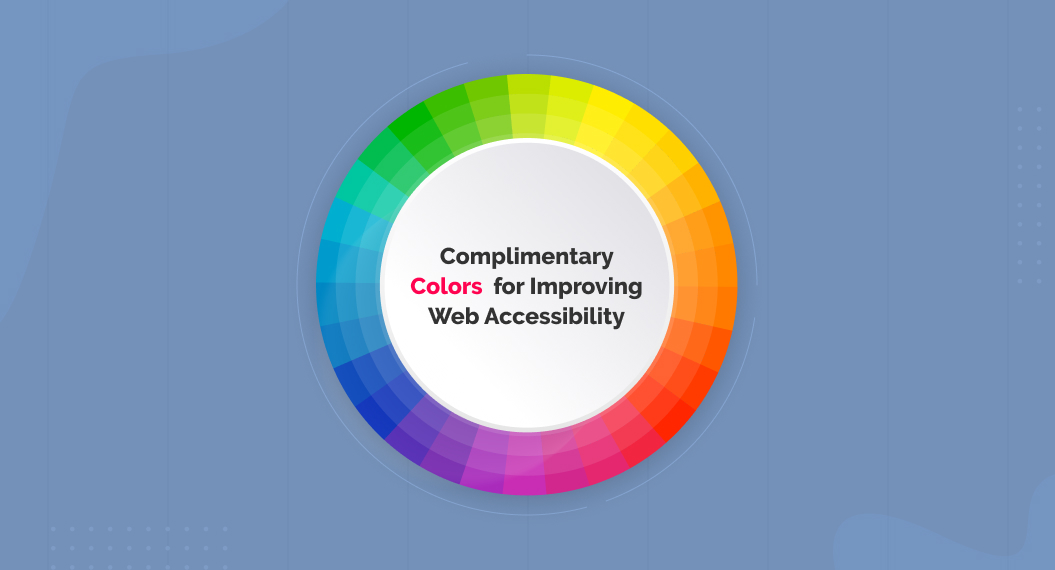 Complimentary Colors for Improving Web Accessibility