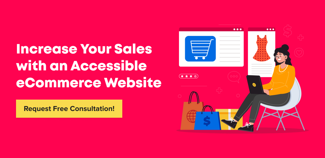 Contact Net Solutions for Accessible Ecommerce Website