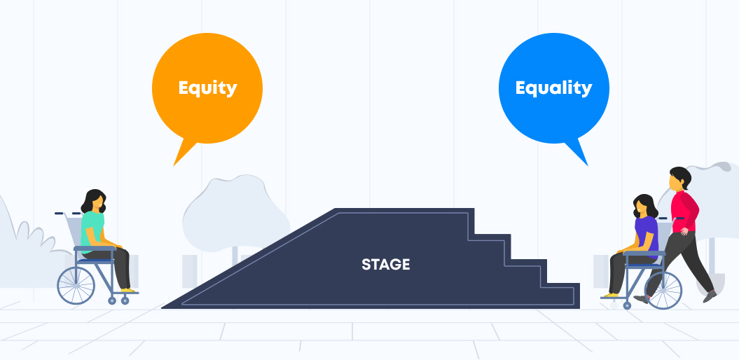 Equity over Equality | Web Accessibility