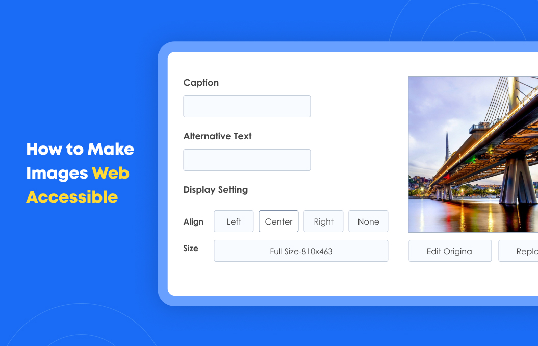 How to Make Images Web Accessible | Web Accessibility