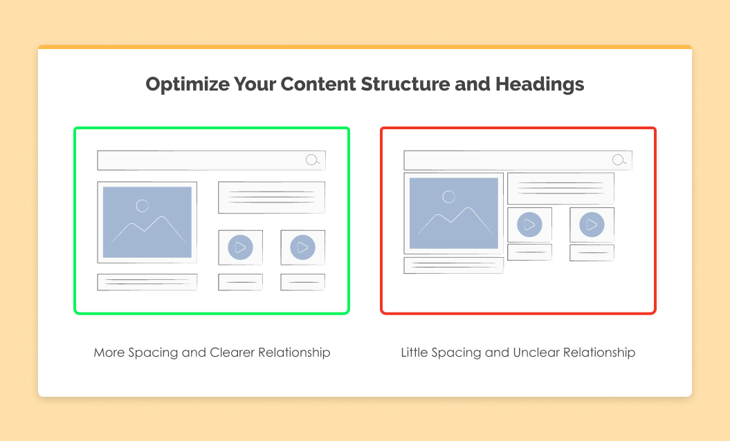 Optimize Your Content Structure and Headings | Web Accessibility