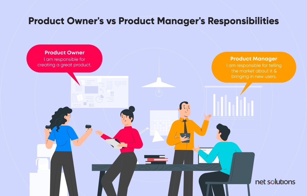 Product Owner vs Product Manager Responsibilities